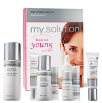 MD Formulations Anti-Aging Kit